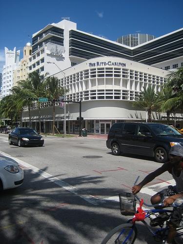 гостиница Ритц Карлтон, Майами, Сауф Бич