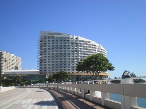 общий вид отеля Мандарин Ориентал Майами