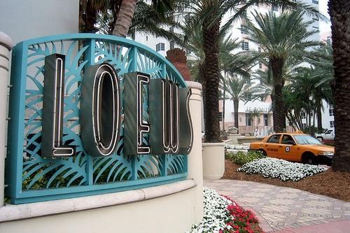 ворота Майами Бич