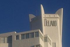 отель Делано в Майами