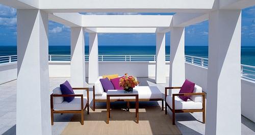 Shore Club South Beach гостиница