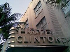 общий вид отель Клинтон Саут Бич Майами
