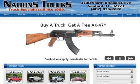Автодилер Nations Trucks
