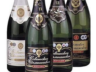Беларуское советское шампанское