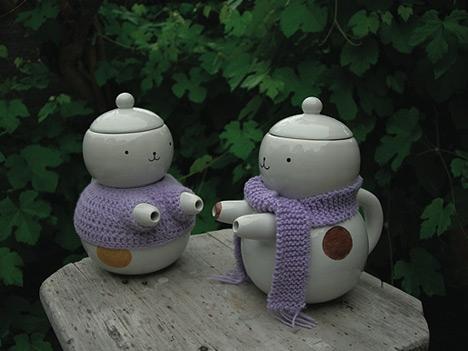 Заварочный чайник Лолы Голдстейн