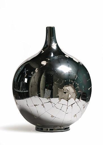 Серебряная ваза Тьеп