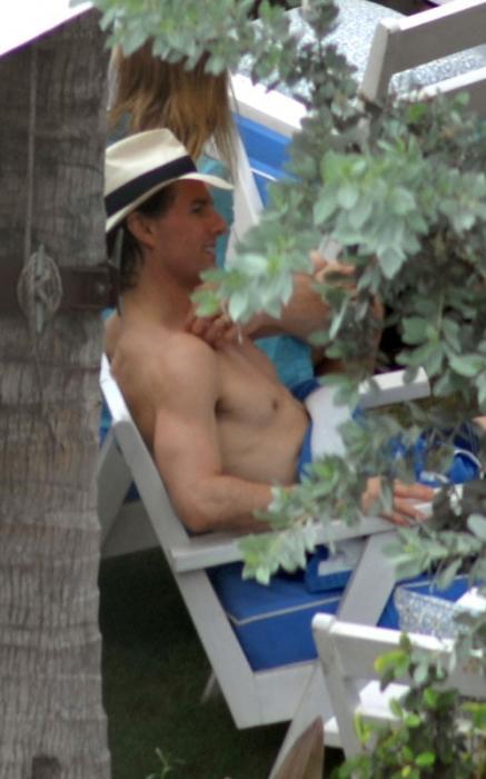 Том Круз в Майами 3